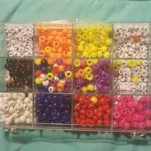 Beads with box